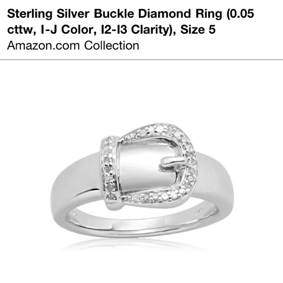 """found this under """"purity rings for women"""" it's a belt buckle...hahaha chastity belt...lol"""