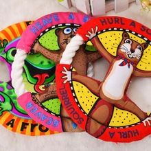 US $5.81 Pet Toys Fat Cats Cartoon Frisbee Molar Tooth Cleaning Dog Toys Cat Toys, Pet Supplies UFO Toys 3 Color. Aliexpress product