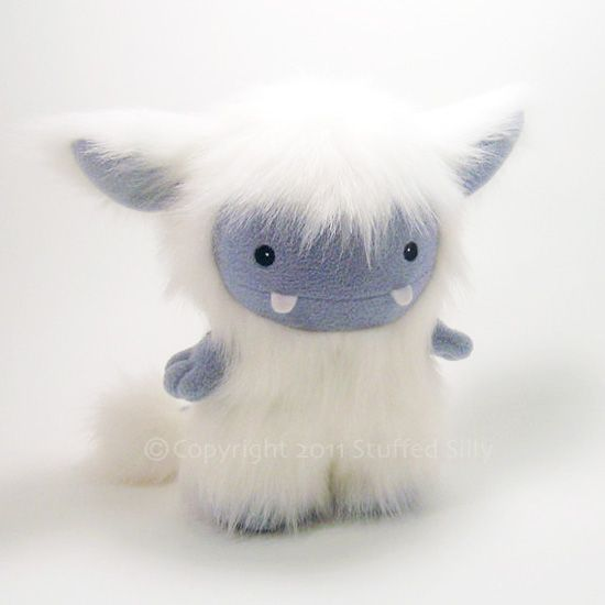 Top 5 Yeti toys, chosen at random it seems, though there are some really cute ones.