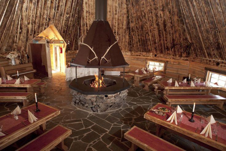 Lapland Restaurant Kotahovi -optimal also for groups visiting Santa Claus Village and Arctic Circle