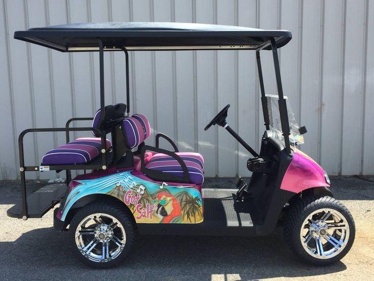 Got-Salt-Custom Golf-Car