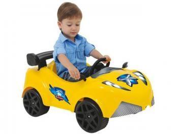Carro Elétrico Infantil Xtreme - Xalingo com as melhores condições você encontra no Magazine Adultoeinfantil. Confira!