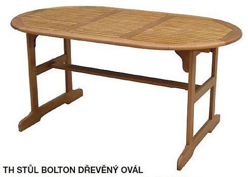 Zahradní dřevěný stůl Tarrington House Bolton