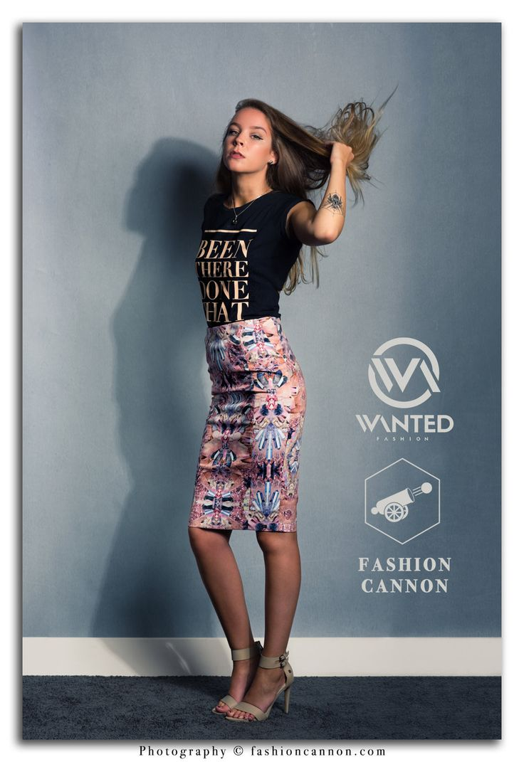More In Store Shoot Fashion Cannon