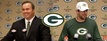 Contract Talks & Question Marks For Ted Thompson, Mike McCarthy, and Aaron Rodgers - http://packerstalk.com/2014/05/04/contract-talks-question-marks-for-ted-thompson-mike-mccarthy-and-aaron-rodgers/ http://packerstalk.com/wp-content/uploads/2014/05/mccarthy-rodgers.jpg