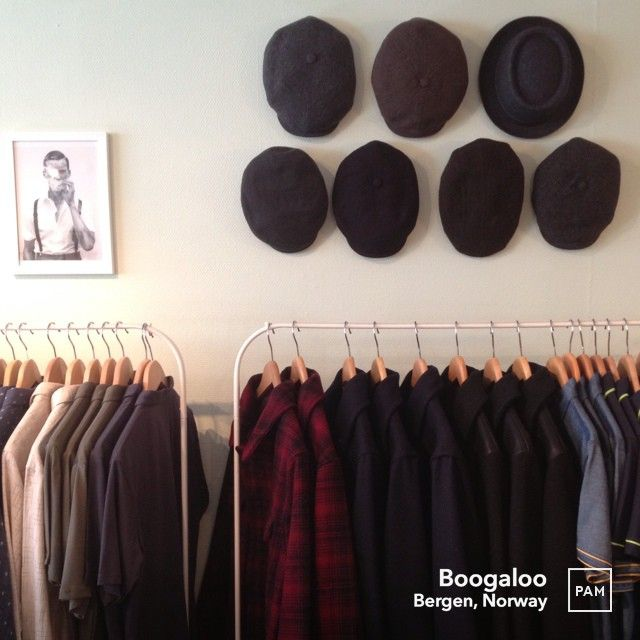 Wall of Stetson hats @ Boogaloo. #stetson #hats #ivyhats #drivingcap #fedora #newsboycap #dapper #mensfashion #menswear #hybridshopping #bergen #norway
