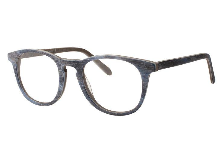 Occhiale in simil-legno, coniuga la bellezza del legno con la praticità dell' acetato Modello VL282  #eyewear #woodeyewear