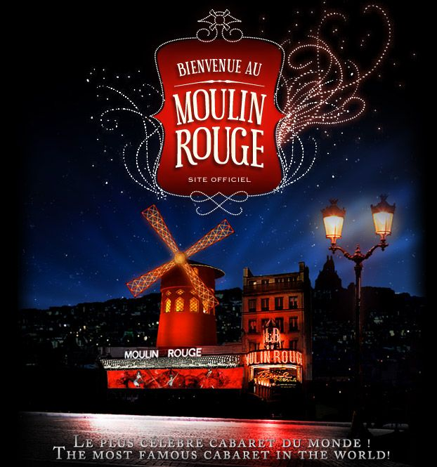Moulin Rouge - Site Officiel
