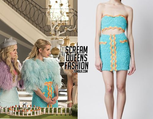 Scream Queens Fashion