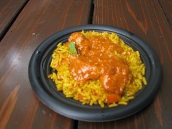 Jollof Rice Recipe served at Tusker House in Animal Kingdom at Disney World