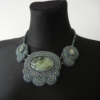 polandhandmade.pl #polandhandmade #jewelry #beadembroidery