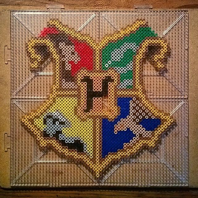 10 Best Images About Perler Hama Fuse Beads On Pinterest