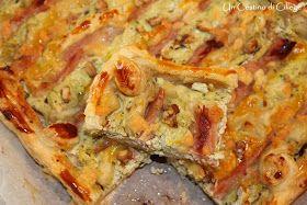 Un cestino di ciliege: Crostata Salata con Ricotta Pesto e...