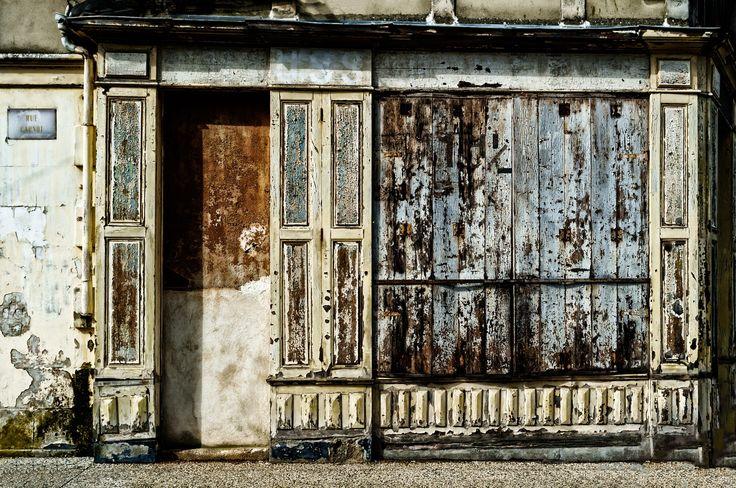 Abandonné Châtelaillon-Plage - Magasin de chaussures abandonné