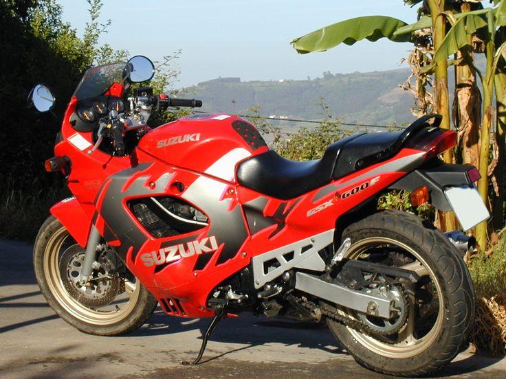 28 best gsxf katana images on pinterest katana motorbikes and biking suzuki gsx f 600 1992 fandeluxe Gallery