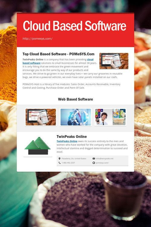 Cloud Based Software - Bakery POS - POMeSYS.com-Remote module is a web based order entry management system designed for use by customers of wholesale businesses.