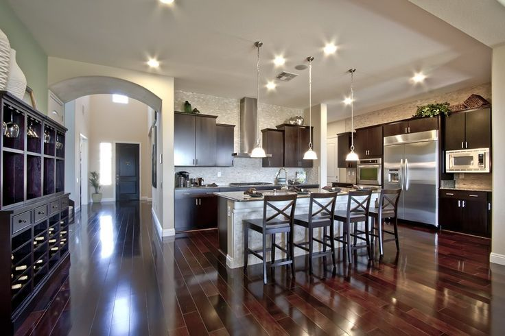 Pulte Homes Interior Vignali Pulte Homes Wwwwooowww This Is The Largest Residental Kitchen I Ve Ever Seen The Kitchen Is Beautiful And