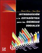 Introducción a la estadística para las ciencias sociales / Daniel Peña, Juan Romo. Ver en el catálogo: http://cisne.sim.ucm.es/record=b2315288~S6*spi