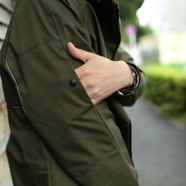 narifuri official webshop / ECWCS 3 layer parka