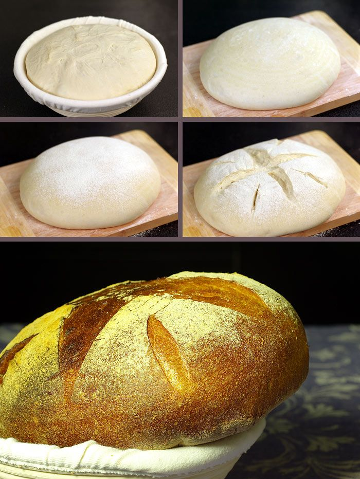 Идеальным, я этот хлеб назвал в заголовке условно, просто это одна из идеальных пропорций хлебного теста от Чада Робертсона, которая получена им эмпирическим путем и показана в его книге . А познакомила с этим методом Люда во вчерашнем посте, журнал которой куда-то пропал. Я использовал…