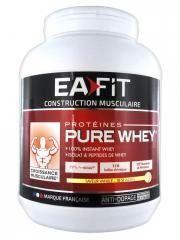 Eafit Pure Whey Croissance Musculaire Maxi 750 g: 79% de protéines - 100% Whey Isolat et peptides de Whey 16 vitamines et minéraux