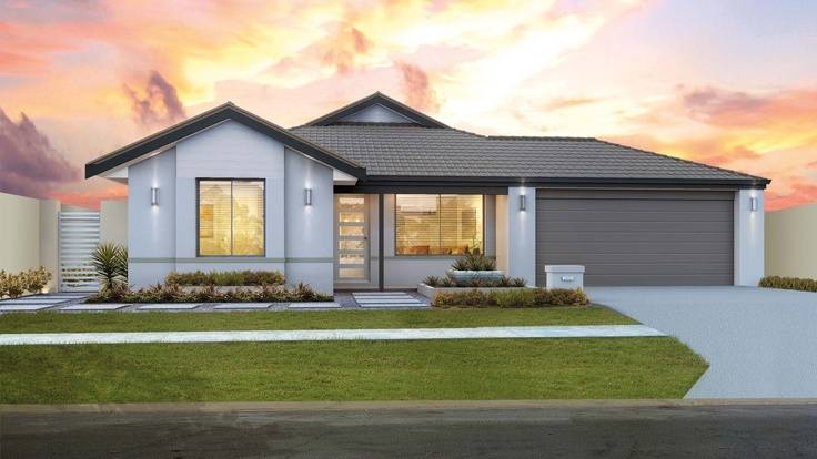 Home start home designs the twin gables visit www for Home designs western australia