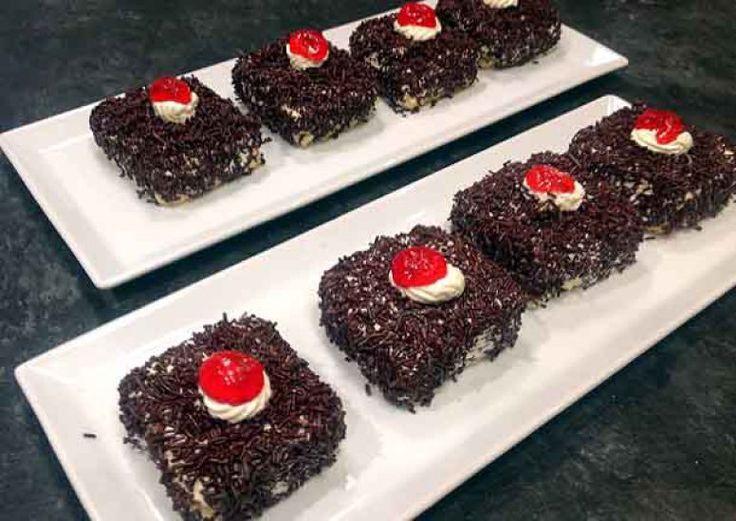 Pastelitos de Mantequilla con fideos de Chocolate01
