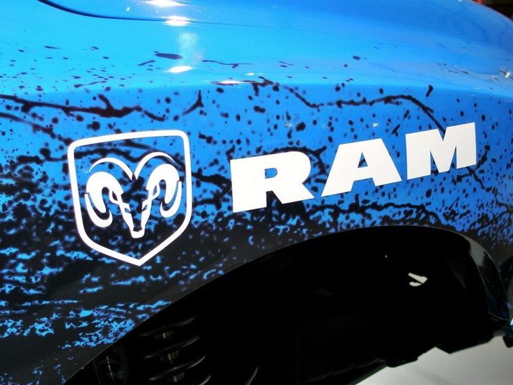 Dodge Ram Runner >> Mopar Ram Runner: CIAS | Auto Shows 2013 | Pinterest | Ram runner, Mopar and Dodge trucks