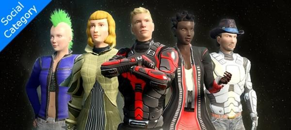 We want to hear from YOU. Choose the best Entropia Universe screenshot image in the Social Category.