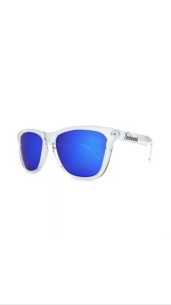 Knockaround Sunglasses Clear Moonshine Classics | eBay