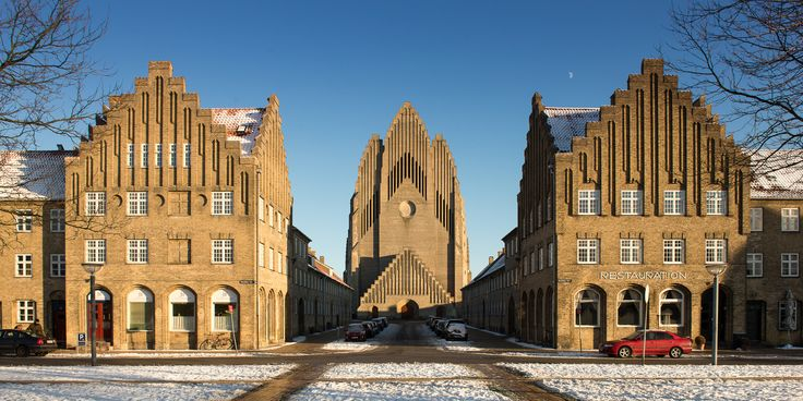 AD Classics: Grundtvig's Church,Courtesy of Flickr user Flemming Ibsen