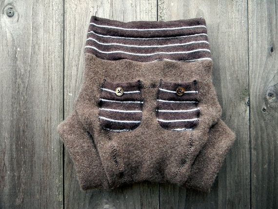 pocket wool diaper cover (great up cycled diaper covers)