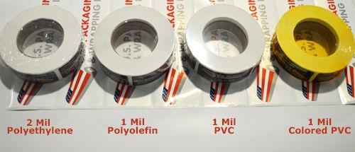 Packaging Heat Shrink Wrap  clarity
