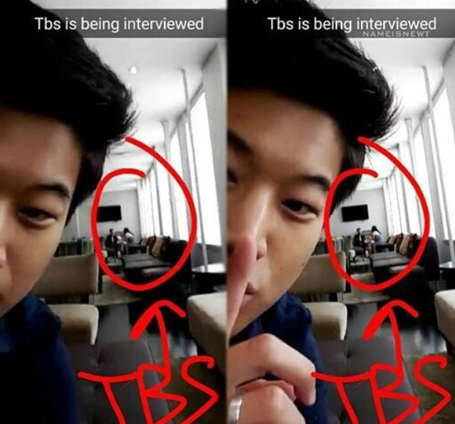 25 Best Memes About Tommy Lee: Ki Hong And His Snapchats. He Is So Mean To Beauty Boy