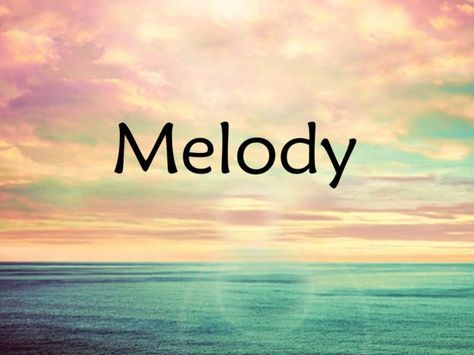 "I got: Melody! What Should Your Middle Name Be? ""Calm, Etheral Spirit"" hahaha no. Love the name but the meaning doesn't fit me at all!"