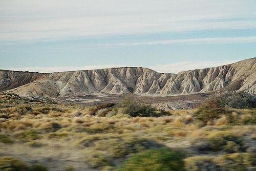 Quebradas near Salta, Argentina (analog photography)