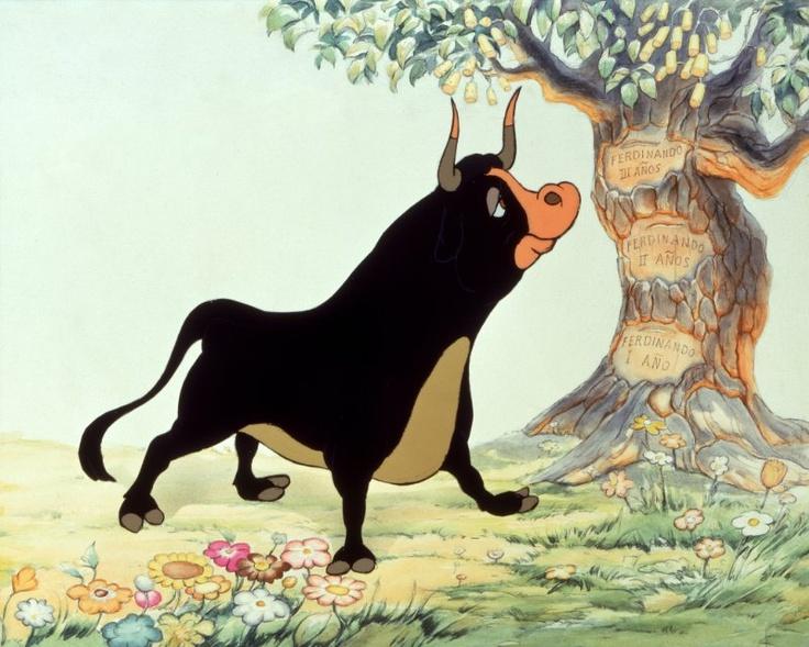 Ferdinand the Bull (1938) - IMDb
