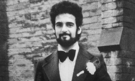 "Peter Sutcliffe, the ""Yorkshire Ripper,"" the serial killer of 13 women"