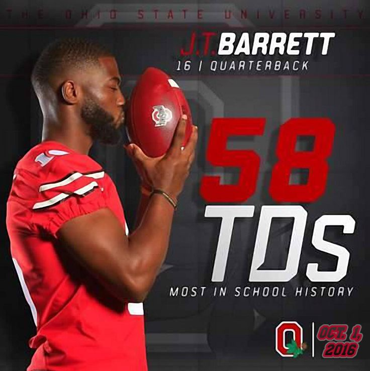 10-1-2016 GAME #4 RUTGERS VS. THE J,T, BARRETT THROWS HIS 58TH TD PASS FOR THE.