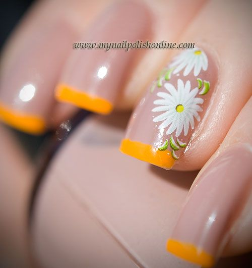 My Nail Polish Online - nail polish online. This would make an adorable pedicure design!