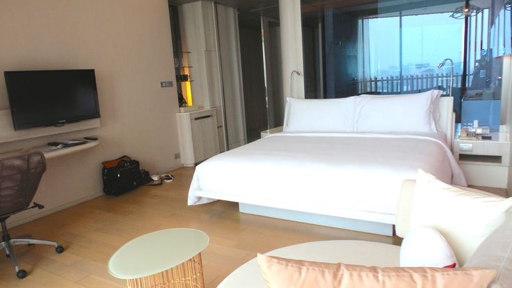 King Room at the Hilton Pattaya in Thailand