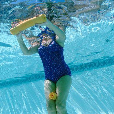 Pool Exercises . . . Make good