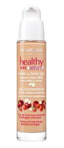 Fond de Teint Healthy Mix Serum de Bourjois Hypoallergénique 16e (517/l)