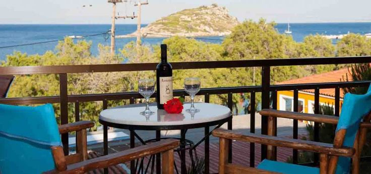 La Grotta Hotel | Volimes The accommodation is ideal for those wishing to spend calming vacation