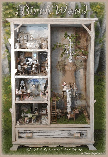 204 best images about dollhouses fairy houses on pinterest - The dollhouse from fairy tales to reality ...