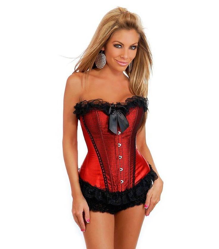 Red Skies Corset