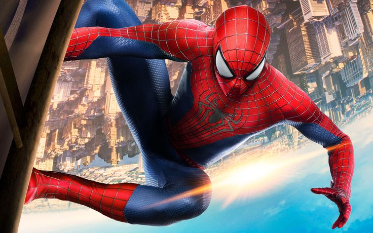 The Amazing SpiderMan HD desktop wallpaper High Definition