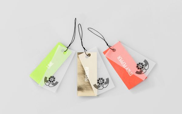 Love all the packaging/identity for this: Salvatierra by Anagrama , via Behance