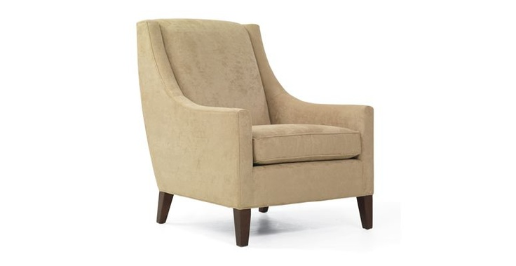 Mitchell Gold + Bob Williams Cara Tall Chair: Cara Leather, Awesome Shape, Cara Chairs, Filicia, Bobs Williams, Comforter Modern, Cara Tall, Families Rooms, Chairs Covers