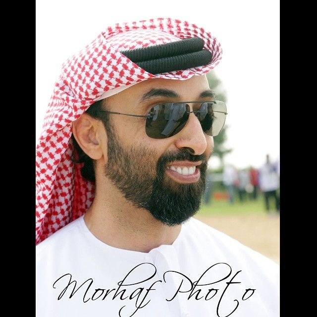12/13/14 Al Dafrah Endurance Race PHOTO: morhafalassaf HH Sheikh Tahnoon bin Zayed Al Nahyan